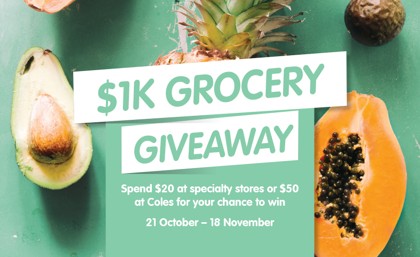 Swan View 1k Grocery Giveaway 844x517px