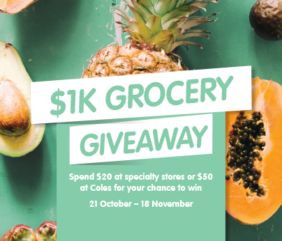 Swan View 1k Grocery Giveaway 404x346px